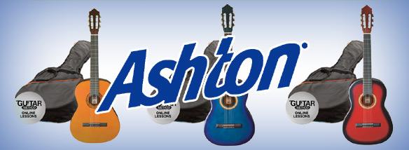 Klasické kytary Ashton SPCG