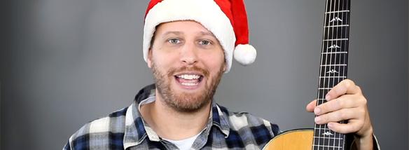 Vánoční písně na kytaru