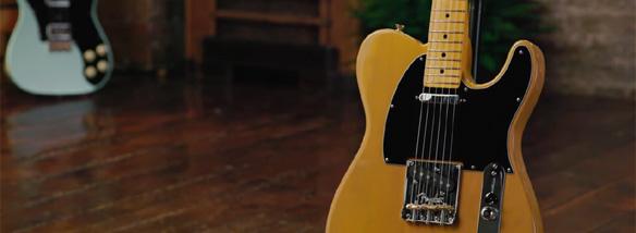 American Professional Telecaster II Fender
