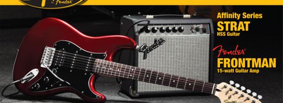Sety elektrických kytar
