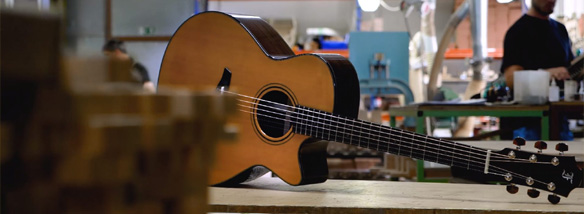Live Stream Factory Tour Furch Guitars