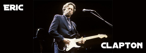 Elektrická kytara Fender Eric Clapton Strat® MF