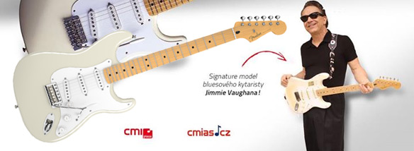 Elektrická kytara Fender Jimmie Vaughan Tex-Mex™ Strat®