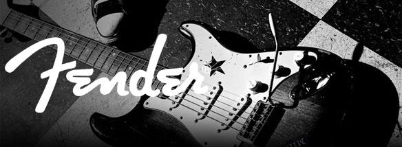 Kytara Fender jako dárek