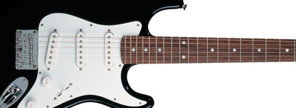 Elektrická kytara Fender Squier Mini