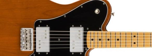 Elektrické kytary Fender Vintera