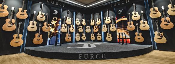 Furch Guitars otevírá americkou centrálu vNashvillu