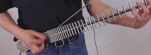 Unikátní kytary Gittler