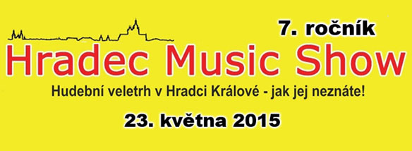 Hradec Music Show 2015