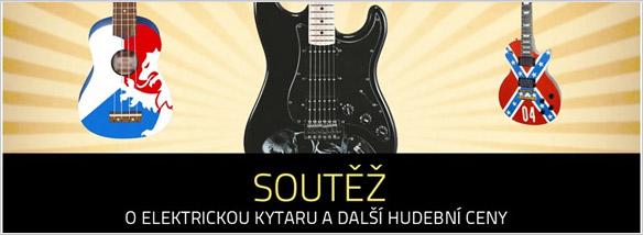 Soutěž o elektrickou kytaru