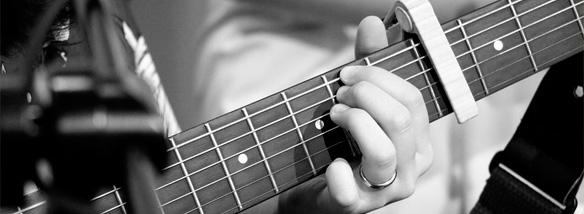 Jak se naučit hrát na kytaru?