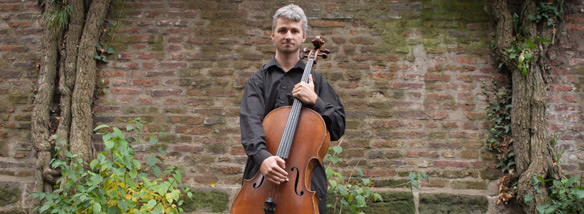 Jan Sklenička - rockový violoncellista