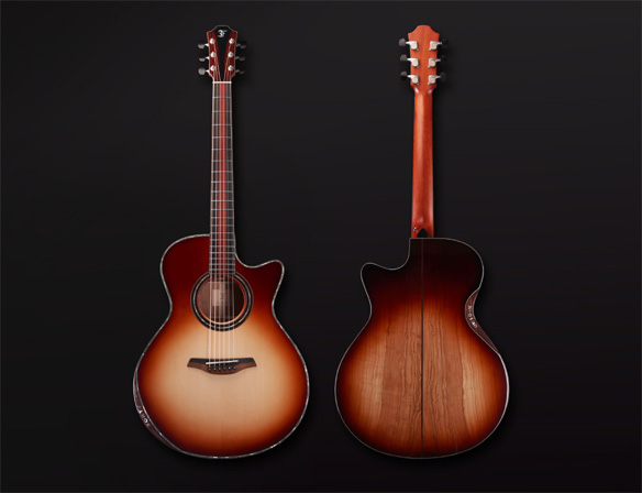 Jubilejní edice akustických kytar