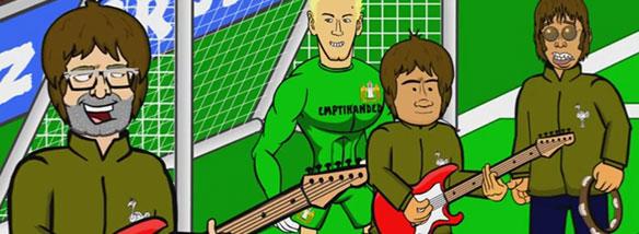 Liverpool - Heavy Metal Football