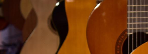 Online prodej klasických kytar