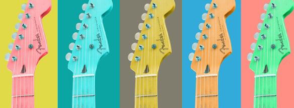 S kytarou k lepší náladě