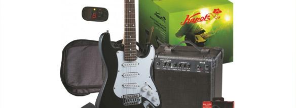 Set elektrické kytary Kapok EG-11