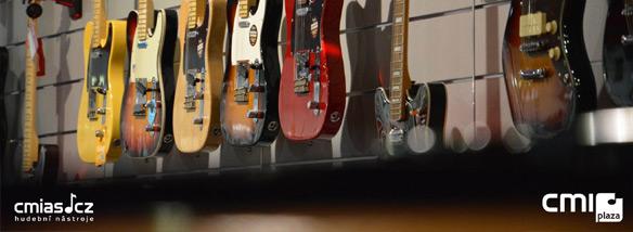 Elektrické kytary Fender