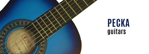 Klasická kytara Pecka 1/2 CGP