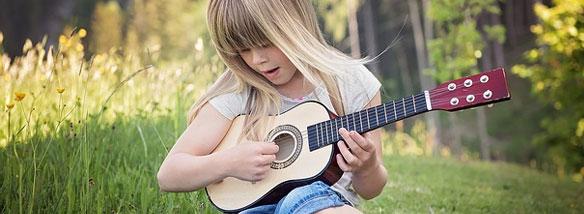 Kytary pro děti