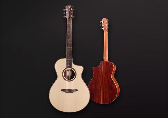Celomasivní kytara Furch Limited 2019 GSc-LC