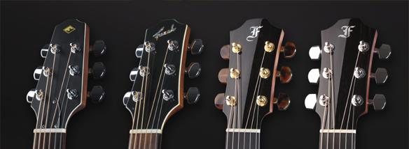 Hudební nástroje Furch zdobí nové logo