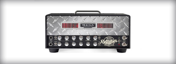 Kytarová hlava Mesa Boogie Mini Rectifier 25W/10W