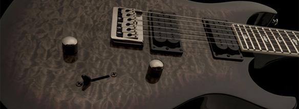 Elektrické kytary PRS