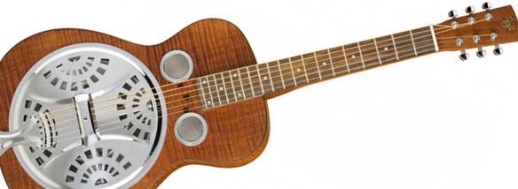 Resofonická kytara Regal RD-30T