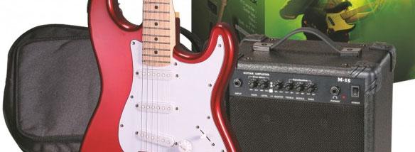 Výhodné sety elektrických kytar