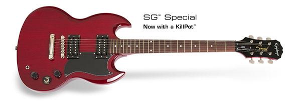Epiphone SG-Special KillPot™