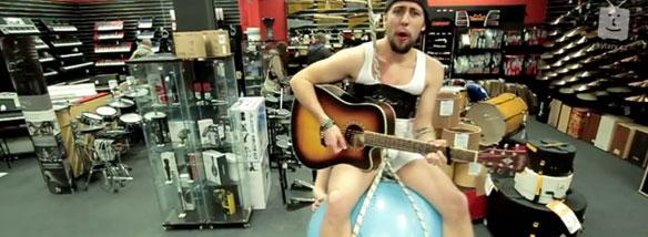 Jak zahrát na kytaru Wrecking Ball