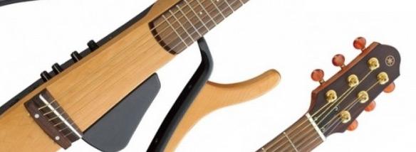 Tichá kytara od Yamahy