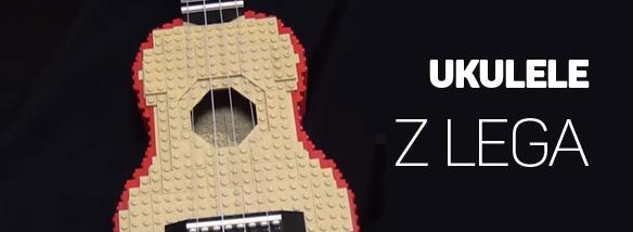 Legové ukulele