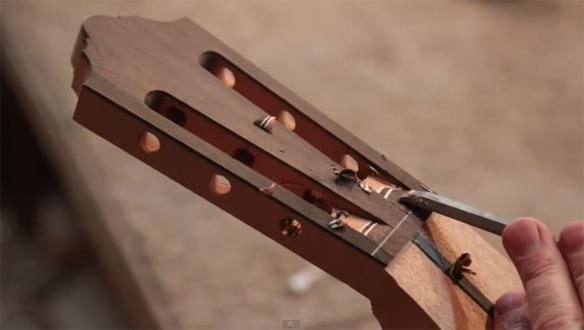 Ruční výroba kytar