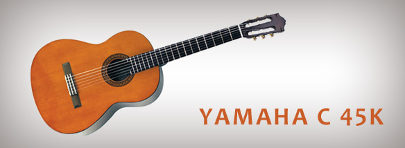 Klasická kytara Yamaha C 45K