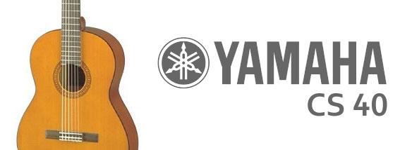 Klasická kytara 3/4 Yamaha CS 40