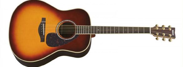 Elektroakustická kytara Yamaha LL6 BS ARE