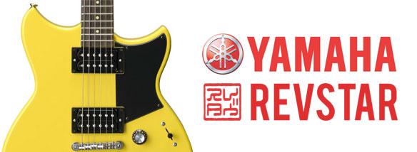 Elektrické kytary Yamaha Revstar