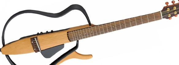 Tiché kytary Yamaha
